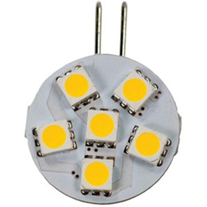 Picture of Arcon  12V Soft White 6 LED #Jc10 Disc Bulb 50533 18-1657