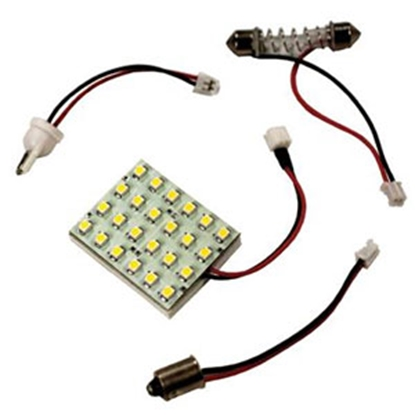 Picture of Arcon  Dome Light 24 LED  Kit Soft White 12V 50366 18-1666