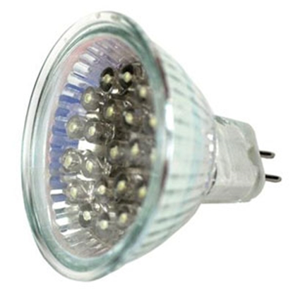 Picture of Arcon  12V Bright White 21 LED #MR16 Bulb 50559 18-1772