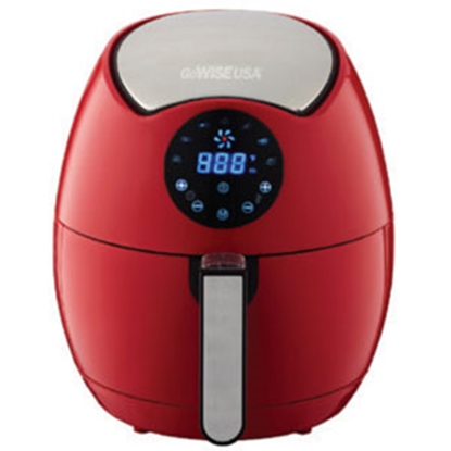 Picture of GoWise USA  Red Electric Digital Air Fryer GW22644 18-2004
