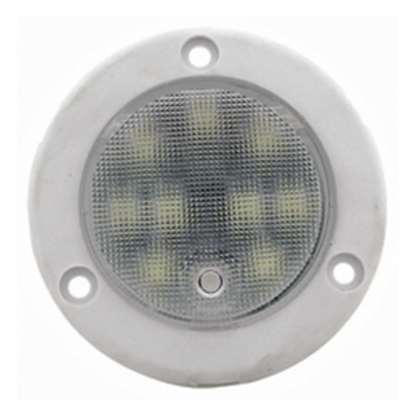 "Picture of Diamond Group  3"" Round 9 LED Interior Light w/o Switch 52508 18-2235"