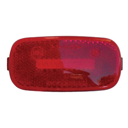 Picture of Diamond Group  Red Side Marker Light Lens for Diamond Group 52712/52714 52717 18-2283