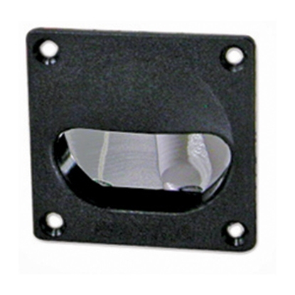 Picture of ITC  Black Flush Mount Courtesy Light 81395-D 18-2313