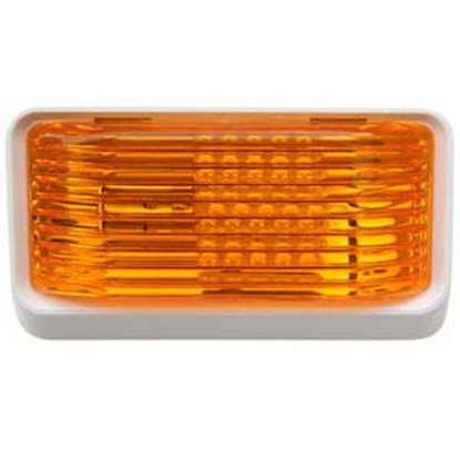Picture of Diamond Group  Amber Lens Porch Light w/o Switch 52726 18-2358