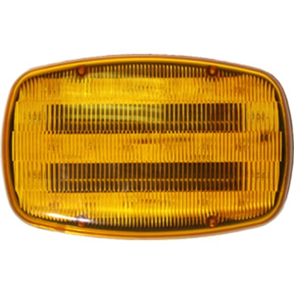 Picture of Peterson Mfg.  LED Flashing Hazard Light, Amber V316MA 18-4104