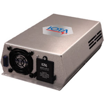 Picture of IOTA Solid-DC Series 15 amp Deck Mount Converter/Charger SDC1-120-12-15 18-7657