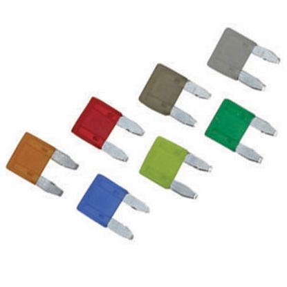 Picture of Diamond Group  2-Pack Time Delay 15A ASP Mini Blue Blade Fuse IF112 19-0002