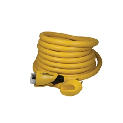 Picture of Marinco RVEEL 25' 50A Extension Cord w/Swivel Plug Head Handle CS504-25RV 19-0027