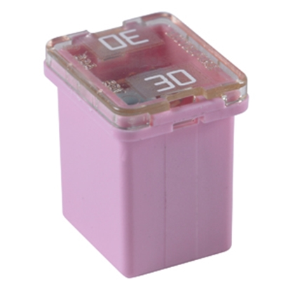 "Picture of Bussman Female Maxiâ""¢ 30A FMX Low Profile Female Fuse FMX-30LP 19-0084"