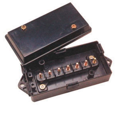 Picture of Pollak  7-Terminal Junction Box 52-259 19-0109