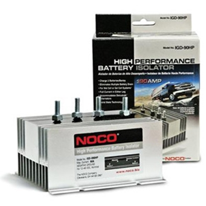Picture of Noco  90A High Performance Battery Isolator IGD90HP 19-0144