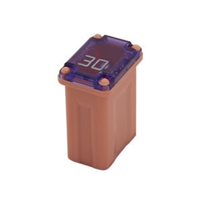 Picture of Bussman  20A FMM Micro Female Fuse FMM-20 19-0221