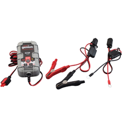 Picture of Noco  110-120V 5-Step 0.75A Battery Charger G750 19-0325