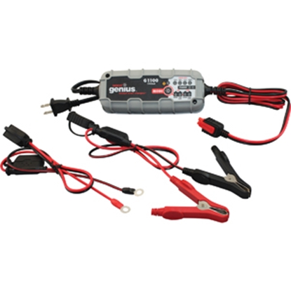 Picture of Noco  110-120V 7-Step 1.1A Battery Charger G1100 19-0326