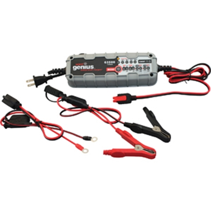 Picture of Noco  110-120V 5-Step 3.5/0.9A Battery Charger G3500 19-0327
