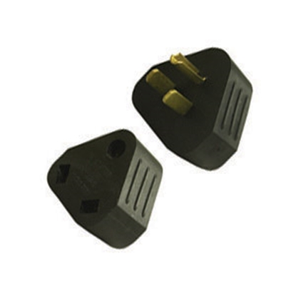 Picture of Voltec Park Adapter 30A Power Cord Adapter 16-00550 19-0356