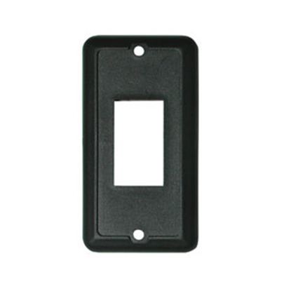 Picture of Diamond Group  3-Pack Black Single Opening Switch Plate Cover P7000-15 19-0378