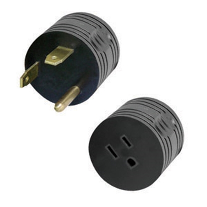 Picture of Voltec  30A/15A Power Cord Adapter 16-00501 19-0401
