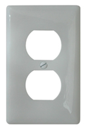 Picture of Diamond Group  White Switch Plate Cover 4134W-BOX 19-0458