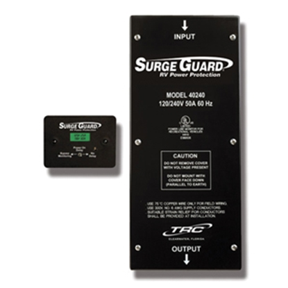 Picture of Surge Guard Surge Guard (R) 50A/120V Surge Protector w/LCD Display 40240 19-0527