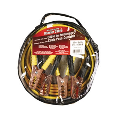 Picture of East Penn  Booster Cable Kit 8GA 12' 00168 19-0552