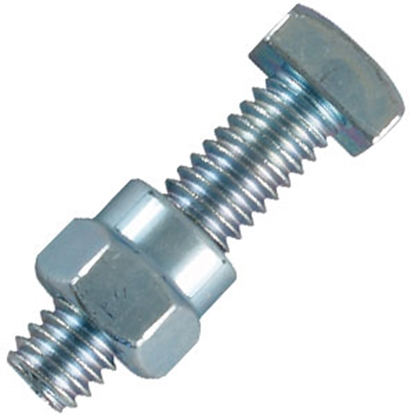 Picture of East Penn  Bolt With Nut  5/16 18 X 00324 19-0652
