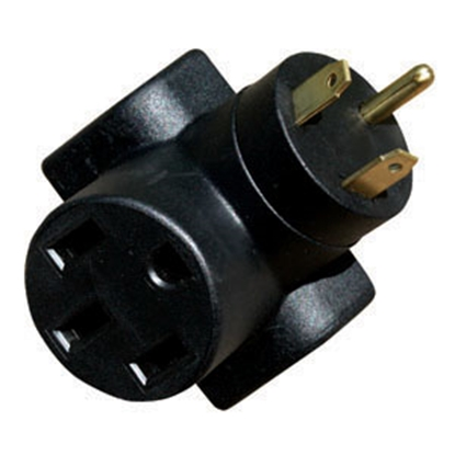 Picture of Voltec Park Adapter 30A/50A Power Cord Adapter 16-00582 19-0657
