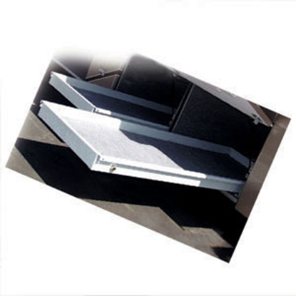 "Picture of Kwikee  90"" D 800 lb Max Cargo Slide 370762 19-0674"