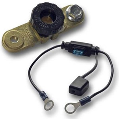 Picture of Battery Doctor  Side Mount Knob Type Battery Disconnect Switch 20310 19-0775