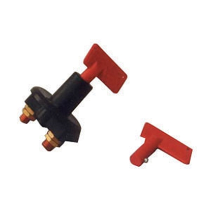 Picture of Battery Doctor  Key Operated Waterproof Battery Disconnect Switch 20314 19-0781