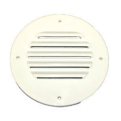 Picture of MTS  Colonial White Outside Battery Box Vent 310 19-0841