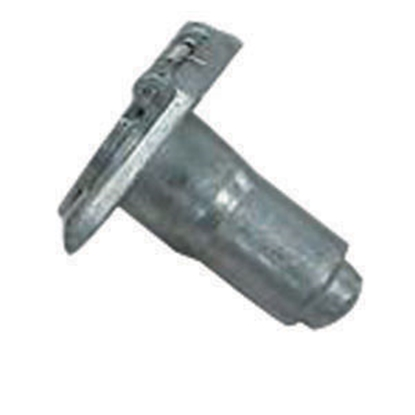 Picture of Pollak  6-Way Round Trailer Connector 11-607EP 19-1109