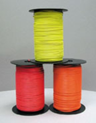 Picture of East Penn  100' Yellow 14 Gauge Primary Wire 02412 19-1221
