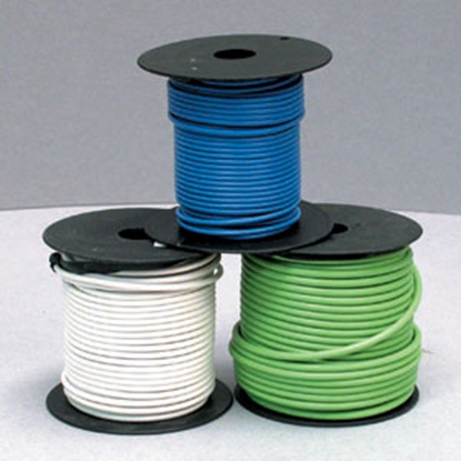 Picture of East Penn  1000' Black 12 Gauge Primary Wire 02488 19-1251