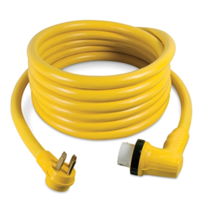 Picture of Marinco  30' 50M/50F Locking Power Cord Adapter 30RPC50RV 19-1325