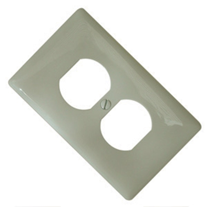 Picture of Diamond Group  Ivory Receptacle Cover 4132V-BOX 19-1351