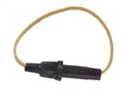 Picture of Prime Products  30A 12GA Glass Tube Fuse Holder 16-0930 19-1451