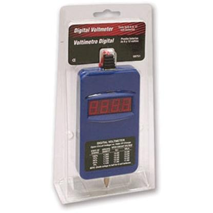 Picture of East Penn  Voltmeter  Digital 08751 19-1456