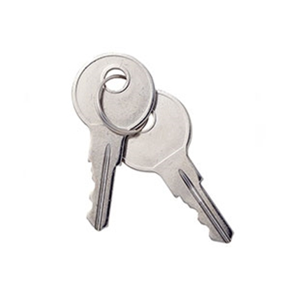 Picture of RV Designer  Replacement Keys New Style B194 19-1512