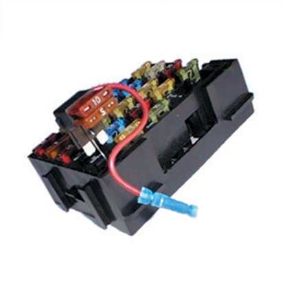 Picture of Battery Doctor Tapa Circuit (TM) ATO/ATC Dual Blade Fuse Holder w/o Fuse 30003 19-1598