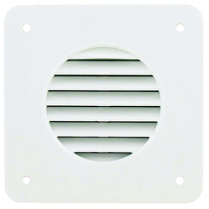 Picture of Valterra  Battery Box Louver, White, Bulk Packaging A10-3300 19-1633