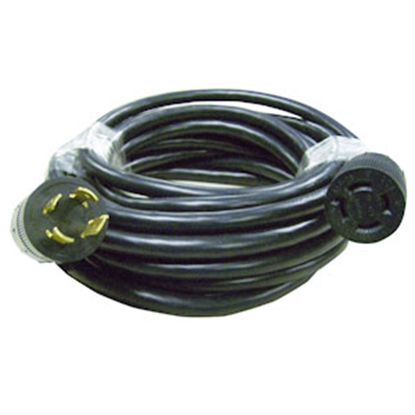 Picture of Mighty Cord  25' 20A Locking Extension Cord A10-G20254E 19-1705