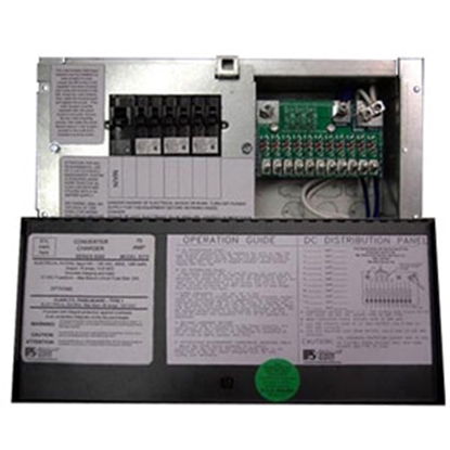 Picture of Parallax 8300 Series 8300 Series Power Center, 55A w/ATS 8355A 19-1761