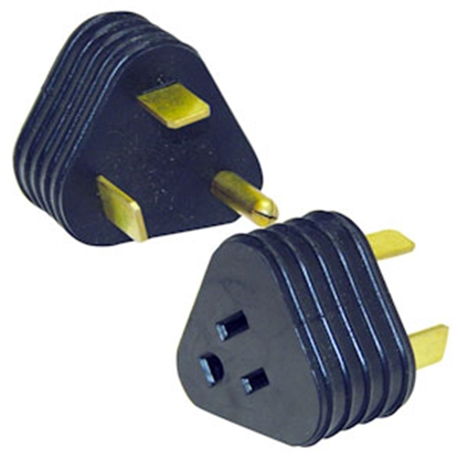 Picture of Mighty Cord  30M/15F Power Cord Adapter A10-3015A 19-1776