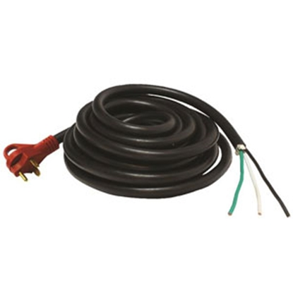Picture of Mighty Cord  25' 30A Extension Cord w/Finger Grip Handle A10-3025END 19-1813