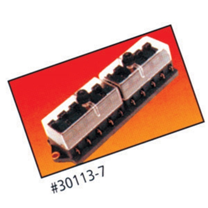 Picture of Battery Doctor  8-Way ATO/ATC Blade Fuse Block 30112-7 19-1997