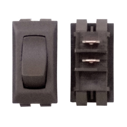 Picture of Diamond Group  Brown 125V/ 13A SPDT Rocker Switch For Monitor Dash Panel G1-14UC 19-2078