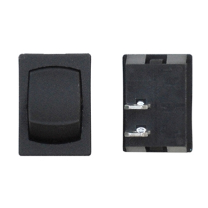Picture of Diamond Group  Black 125V/ 16A SPST Mini Rocker Switch For Water Pumps B2-18C 19-2081