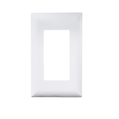 Picture of RV Designer  White Contempary Cover Plate S849 19-2437