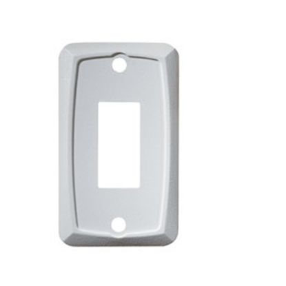Picture of RV Designer  White Single Switch Mounting Plates S381 19-2464